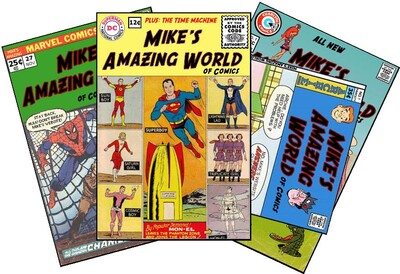 Mike's Amazing World of DC History
