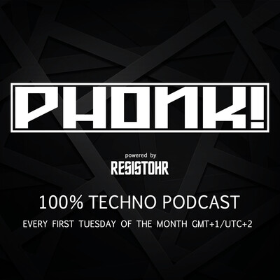 PHONK! RADIO - 100% TECHNO