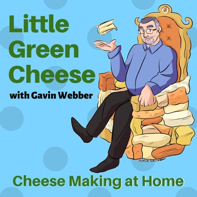 Little Green Cheese | Cheese Making at Home