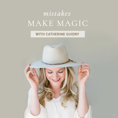 Mistakes Make Magic