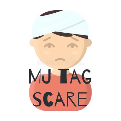 MJ tag scare
