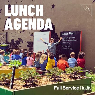 Lunch Agenda