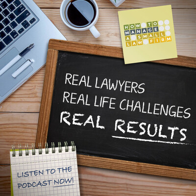 Real Lawyers by How To MANAGE A Small Law Firm
