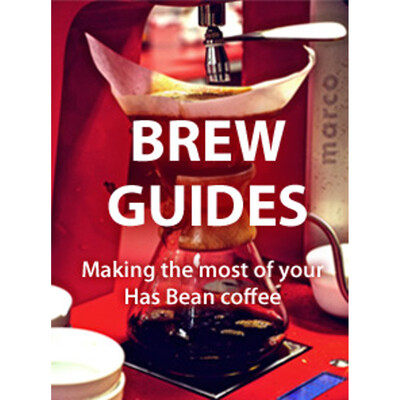 Hasbean Coffee Brew Guides