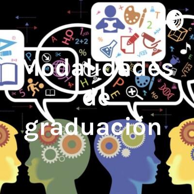 Modalidades de graduación