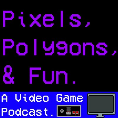 Pixels Polygons and Fun