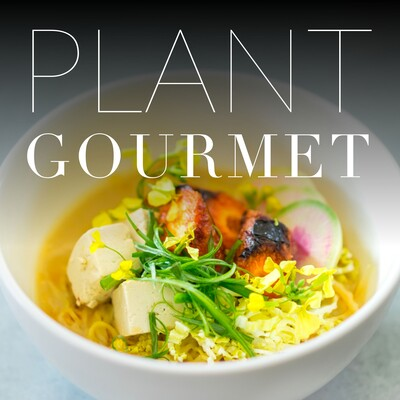 Plant Gourmet: Conversations with the chefs creating the finest plant-based cuisine