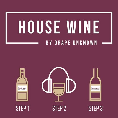 House Wine - By Grape Unknown