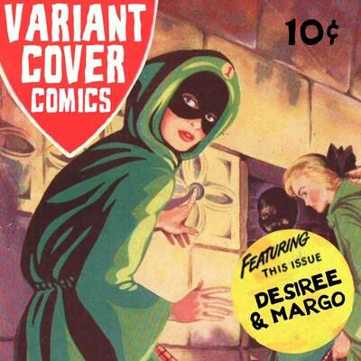 Variant Cover Comics
