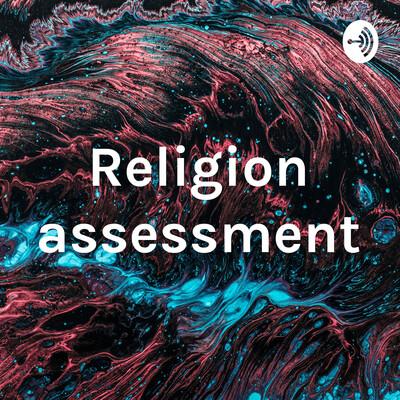 Religion assessment