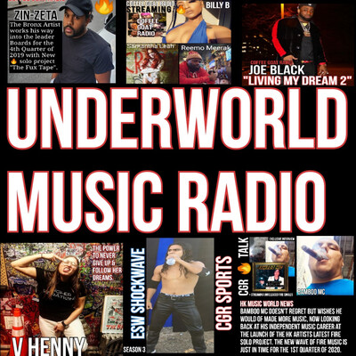 Underworld Music Radio