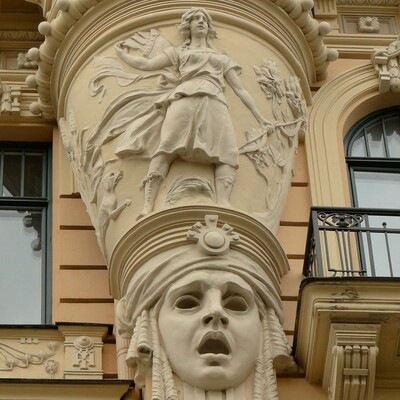 Viena Rīga-daudz talantu