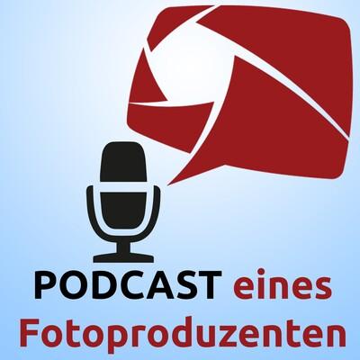 Podcast eines Fotoproduzenten