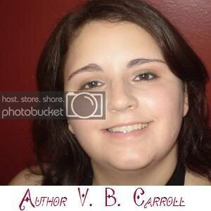 Podcast for Author V.B. Carroll