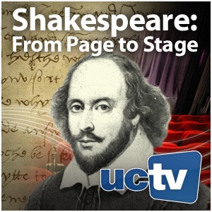 Shakespeare: From Page to Stage (Audio)
