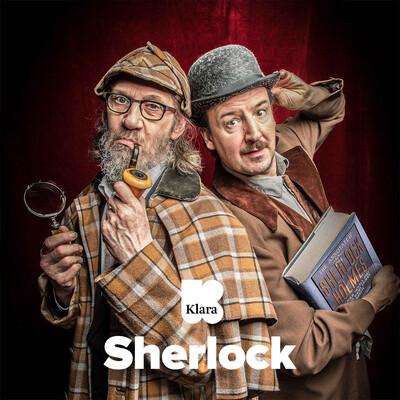 Podcast Sherlock, met Vitalski en Jean-Paul Van Bendegem
