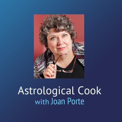 Astrological Cook – Joan Porte
