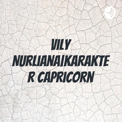 Vily Nurliana|Karakter Capricorn