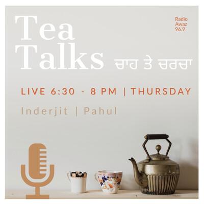 Tea Talks Canada