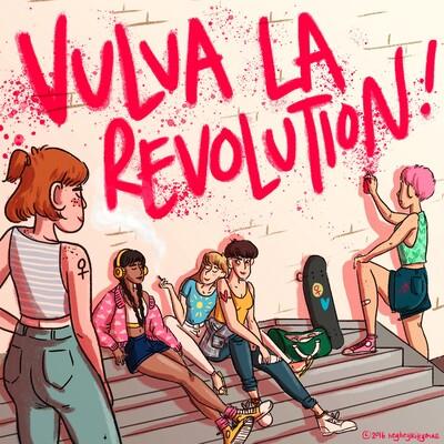 Vulva La Revolution