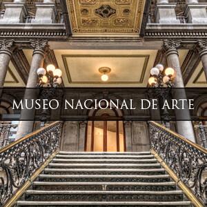 Museo Nacional de Arte México