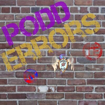 PODD Errors