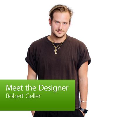 Robert Geller: Meet the Designer