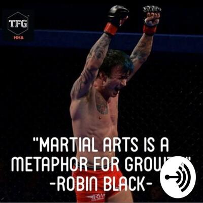 Robin Black Loves Martial Arts