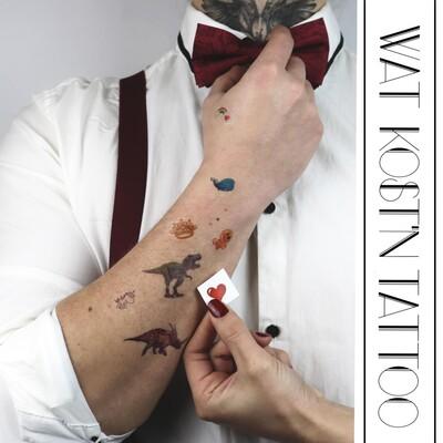 Wat kostn Tattoo