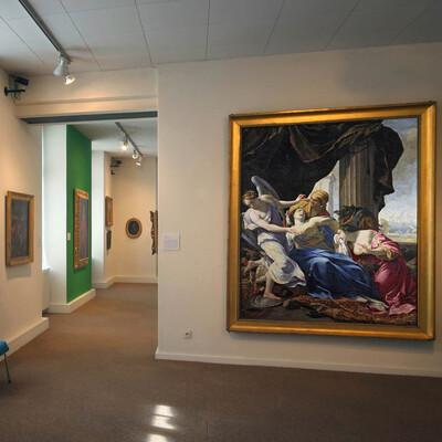 Musée des beaux-arts - Dole