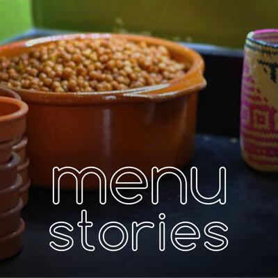 Menu Stories Podcast