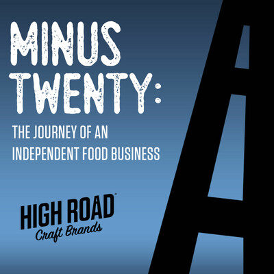 Minus Twenty: The Journey of an Independent Food Business