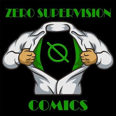 Zero Supervision Comics
