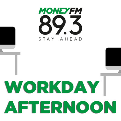 MONEY FM 89.3 - Workday Afternoon with Claressa Monteiro
