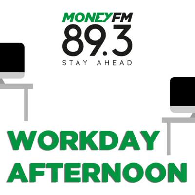 MONEY FM 89.3 - Workday Afternoon with Claressa Monteiro