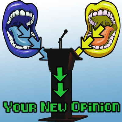 Your New Opinion