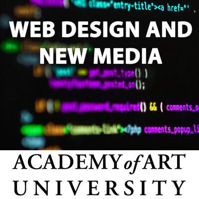 Web Design and New Media