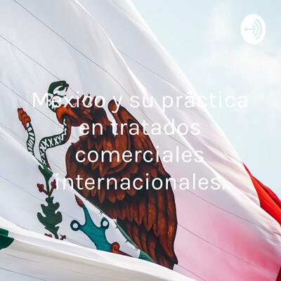 México y su práctica en tratados comerciales internacionales.