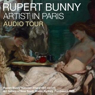 Rupert Bunny: artist in Paris