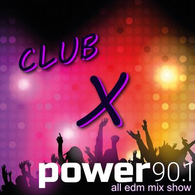Power 90.1's CLUB X