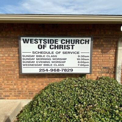 Westside church of Christ