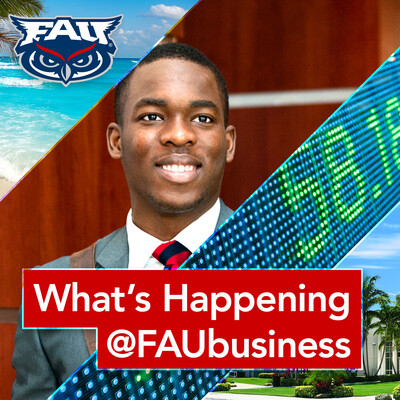What's Happening @FAUbusiness