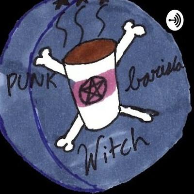Punk Barista Witch