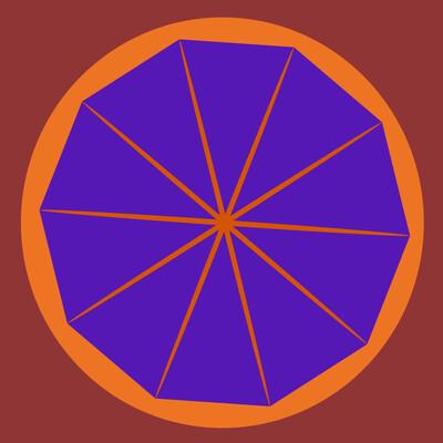 Purple Clementine