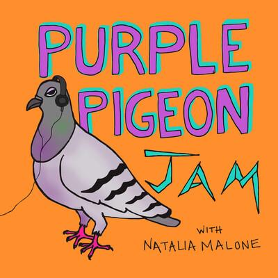 Purple Pigeon Jam
