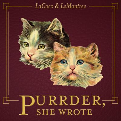 Purrder, She Wrote