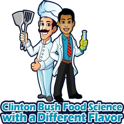 Clinton Bush Food Science with a Different Flavor Show
