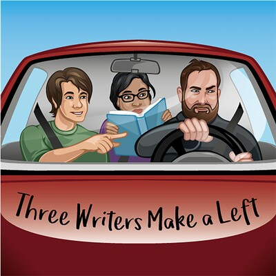 Three Writers Make a Left