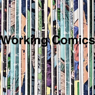 Working Comics Podcast