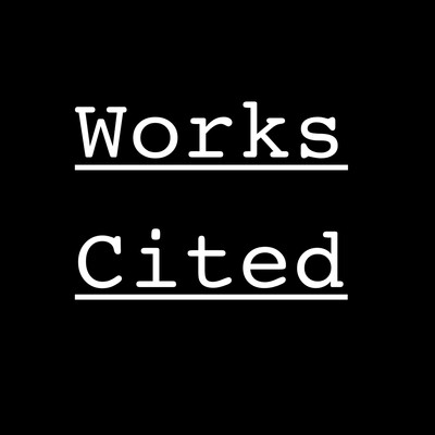 Works Cited: a podcast about poems
